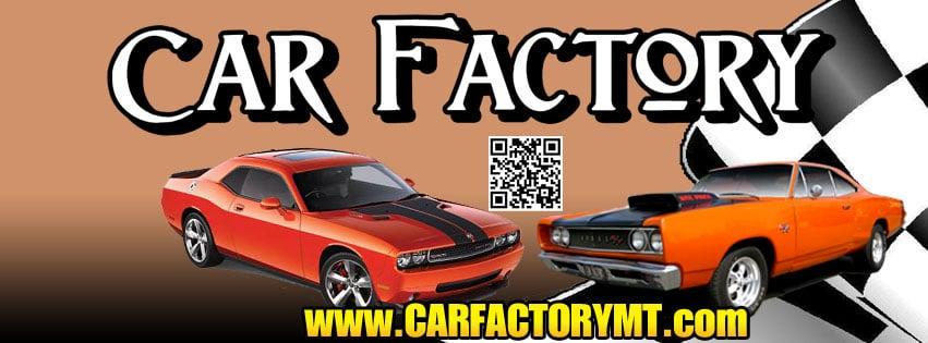 Car Factory Inc Used Cars Trucks Vans Billings Mt