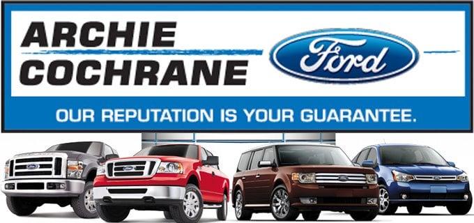 Archie Cochrane Ford >> Archie Cochrane Ford Motorized Vehicle Billings Mt