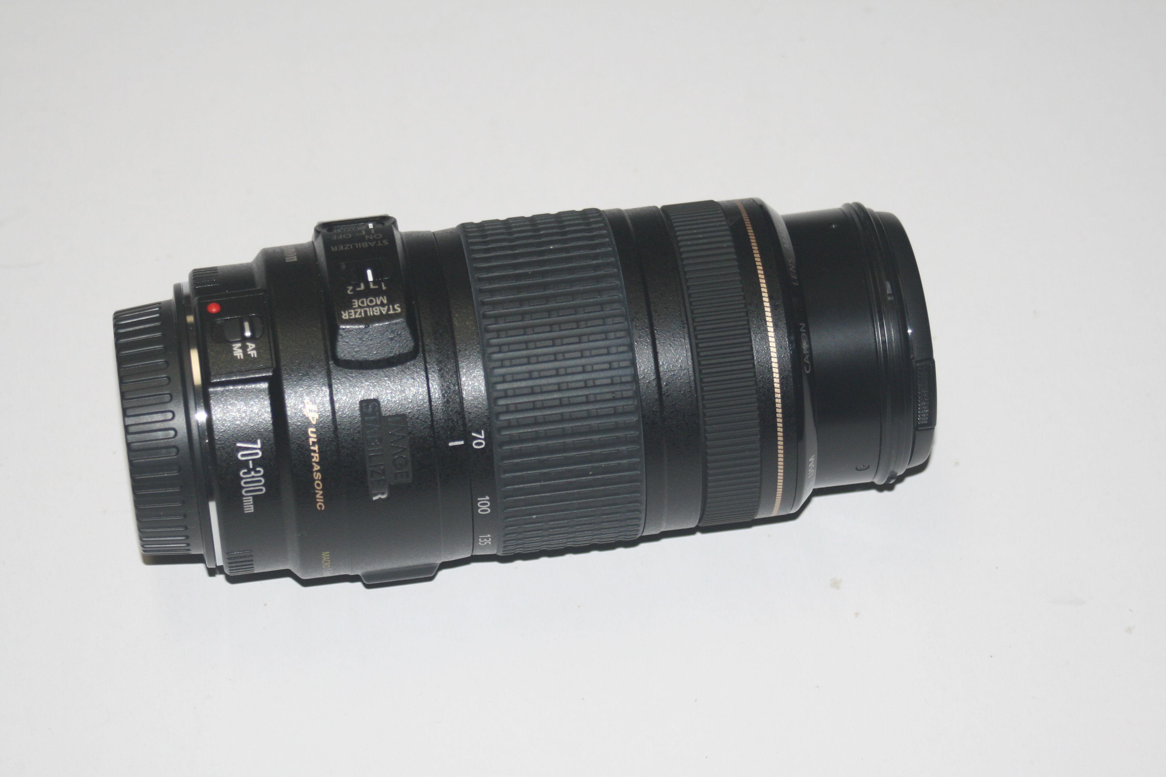 Canon Image stabilization 70-300 Lens image 1