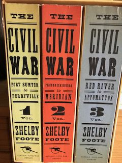 The Civil War by Shelby Foote image 1