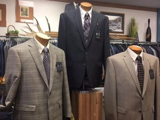 Hansen's Mens Wear