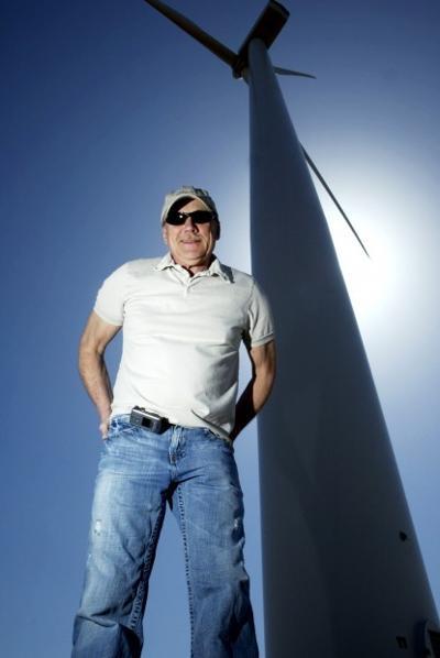 spitzer wind farm