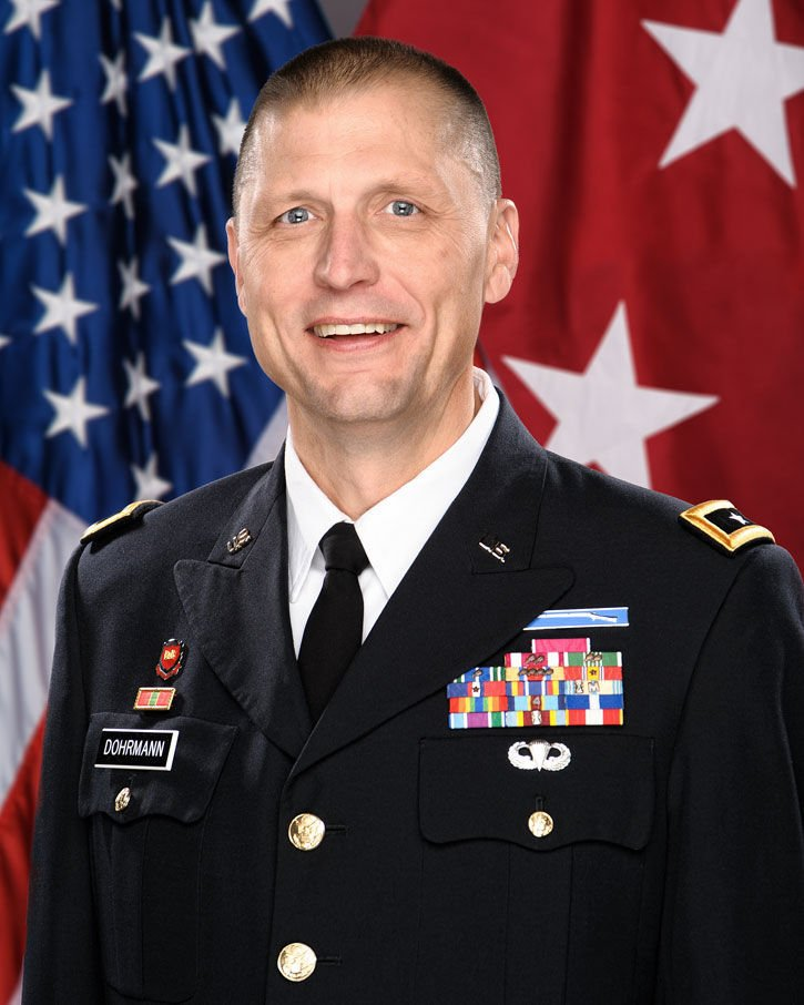 Major General Alan Dohrmann