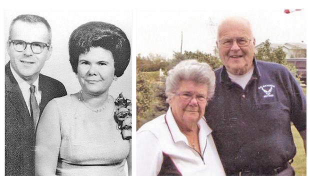 Martin & Hazel Bless 50th Anniversary