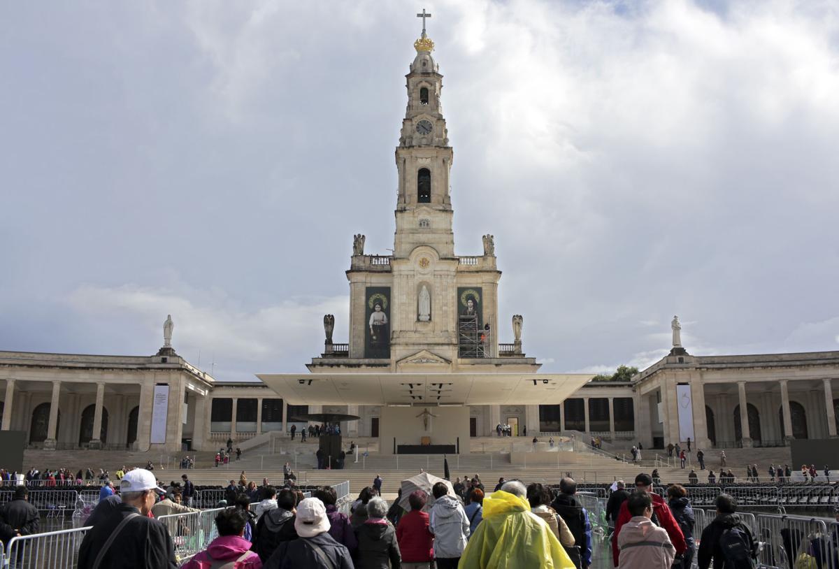 Výsledek obrázku pro Fátima 2017