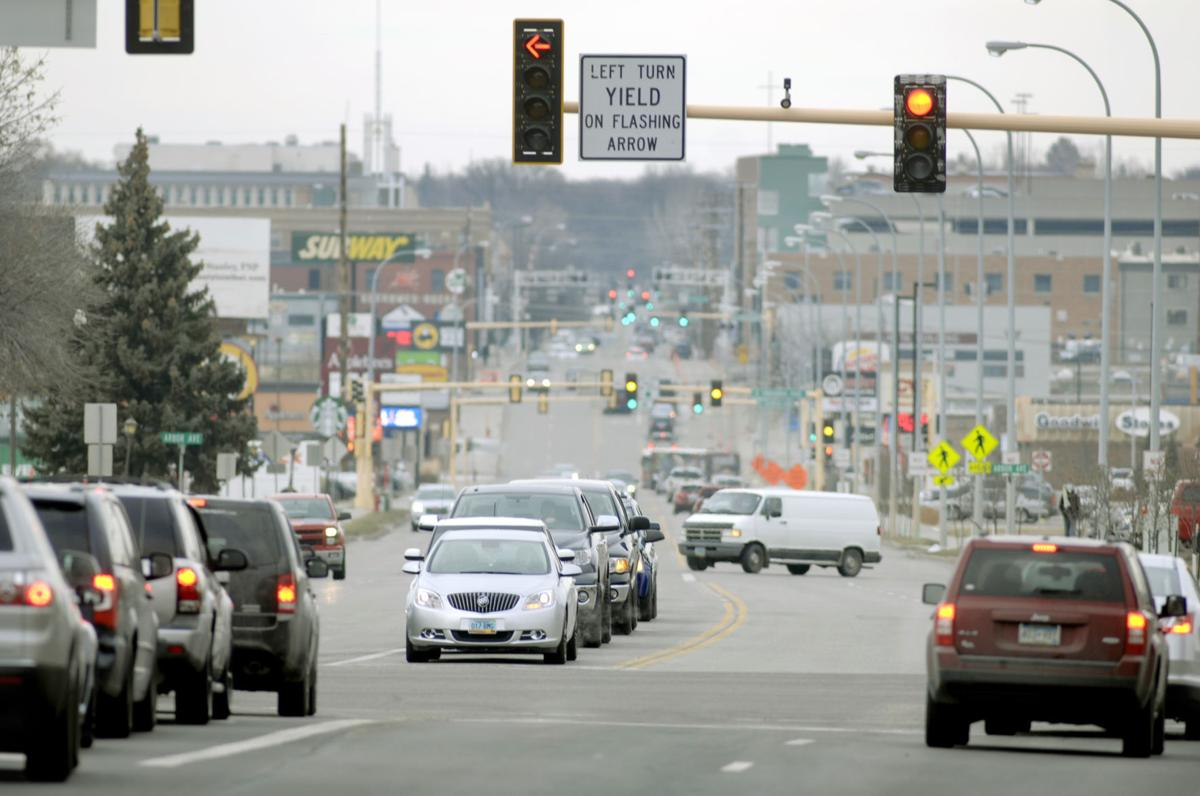 #5 Bismarck Expressway-Third Street