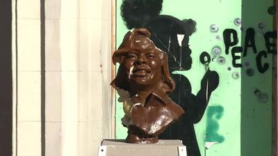 Breonna Taylor bust