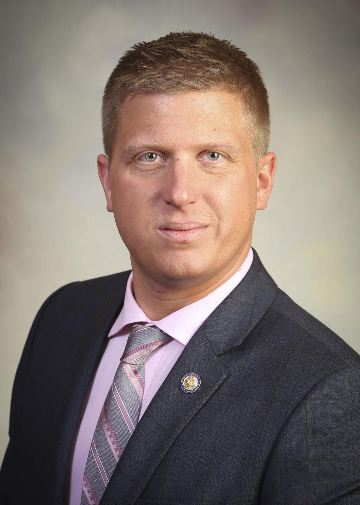 Rep. Corey Mock, D-Grand Forks