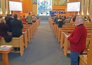Local religious organizations cancel gatherings due to coronavirus pandemic
