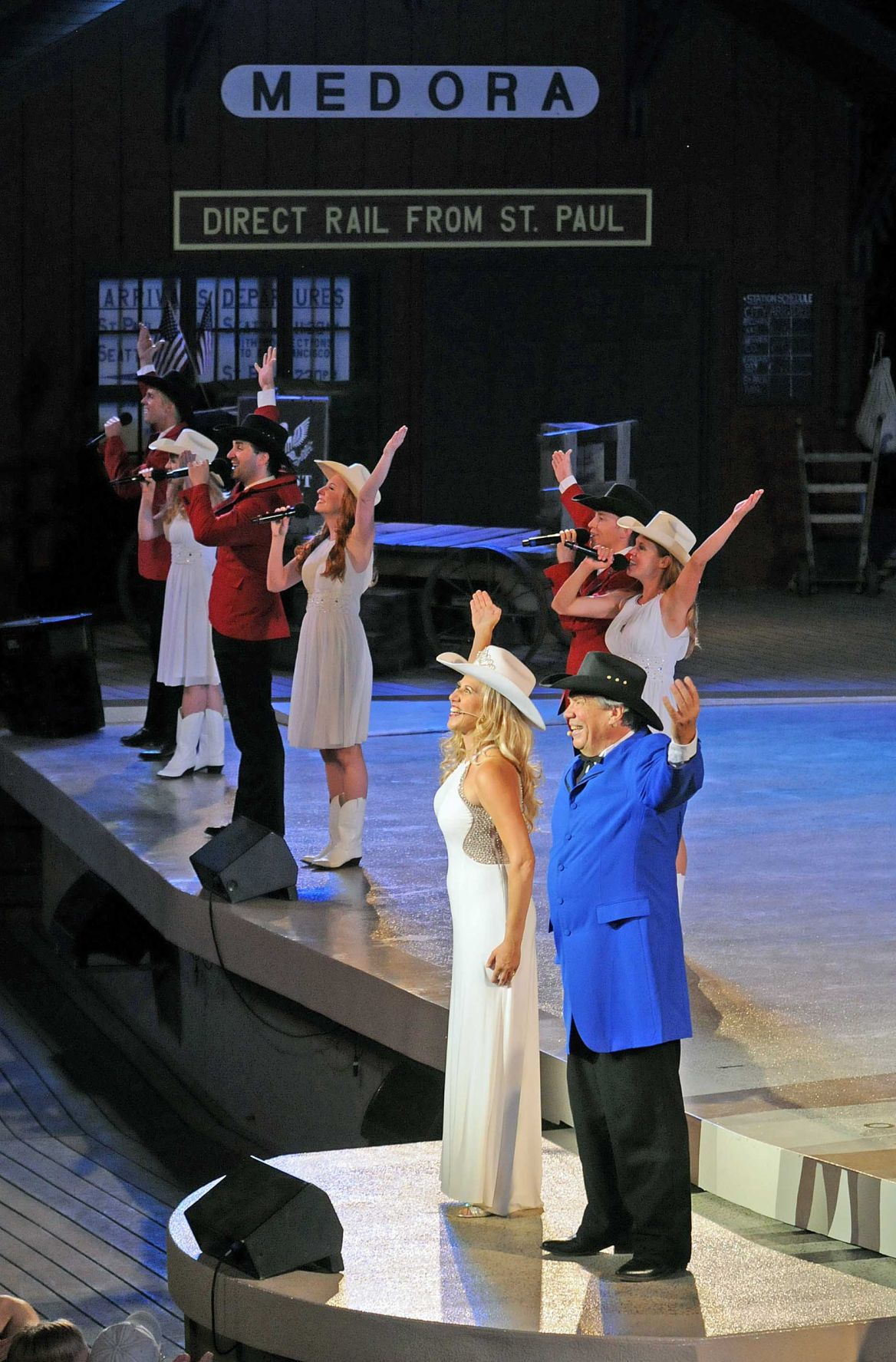Behind the Scenes of the Medora Musical–Photo shoot – NOTES FROM ...