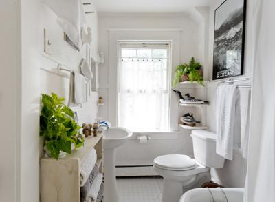 9 Ways To Spruce Up Your Bathroom Home And Garden