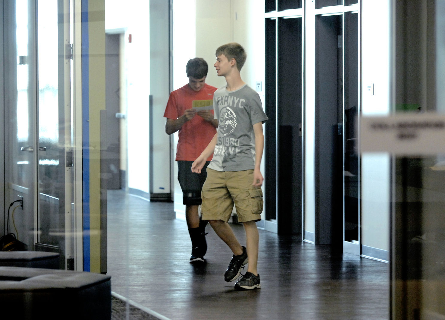 Legacy Opens Doors To Students
