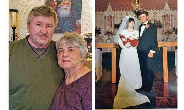Happy 50th Wedding Anniversary, Jon & Jackie Faith!