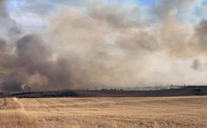 National Park wildfire grows to 8 square miles; related closures expand, air quality diminishes