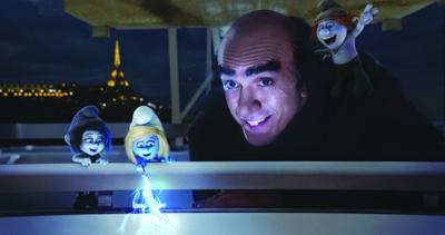 Film Review Smurfs 2