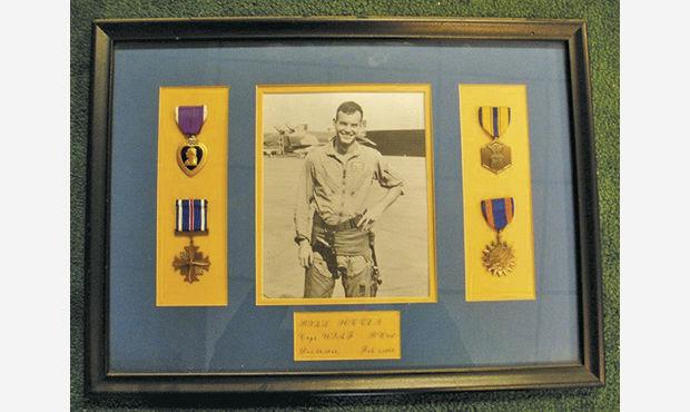 In Memory of 1st Lieutenant Bill Potter