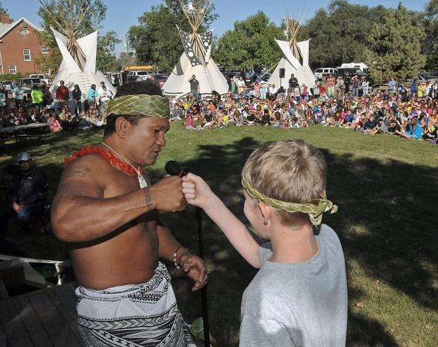 Powwow Youth Day