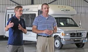 Citizens voice concerns about Bis-Man Transit