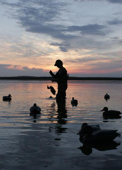 Waterfowl season