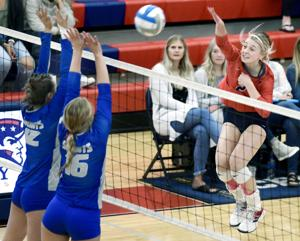 Steady play guides Century to 3-0 win over St. Mary's