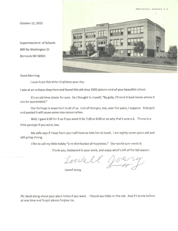 Letter To Superintendent   BismarcktribuneCom