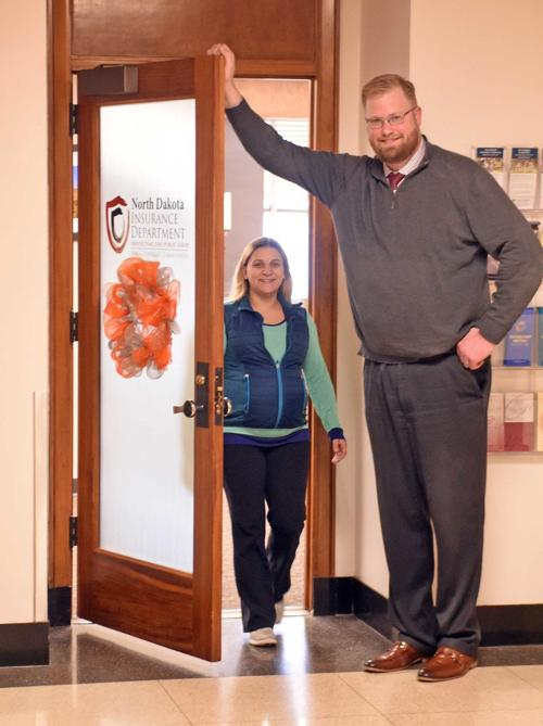 Nd Insurance Commissioner Is Officially World S Tallest Male