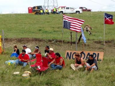 dakota access protest