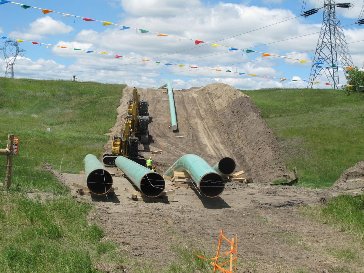 Timely pipeline completion fades amid legal delays   North Dakota