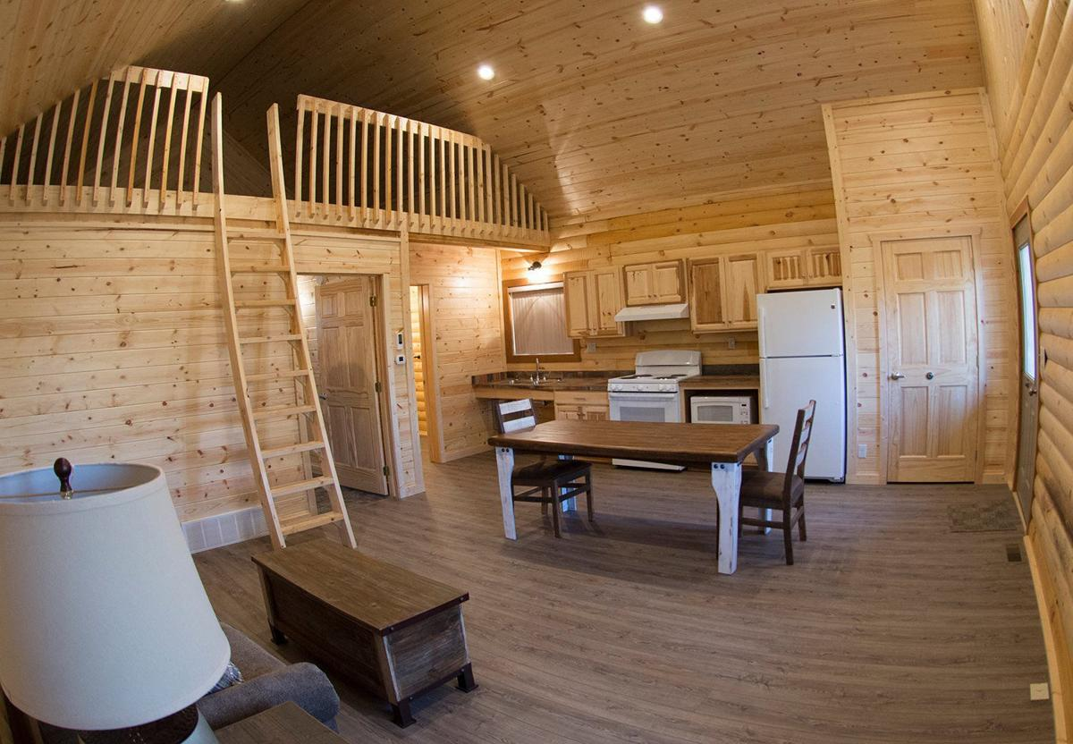 York Cabin