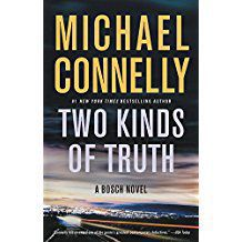 Two Kinds of Truth by Michael Connelly, publicity photo