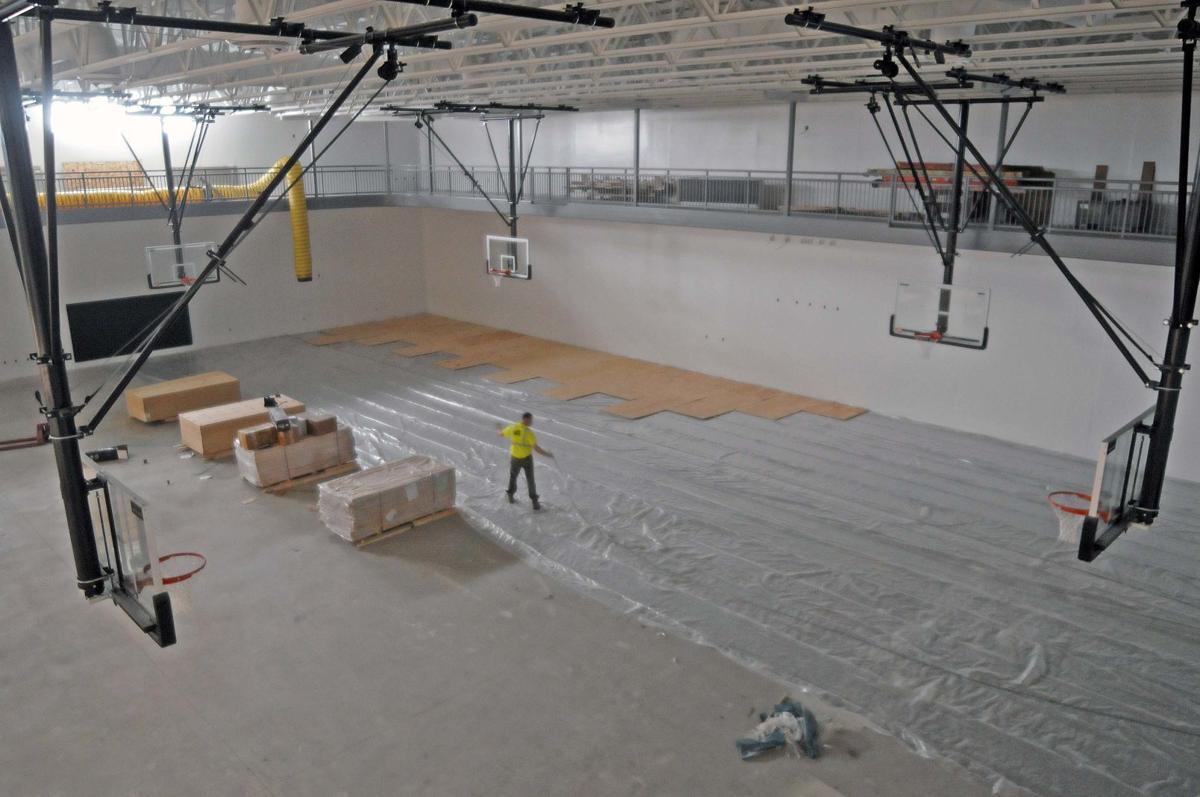 Legacy gymnasium
