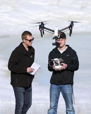 North Dakota has invested big money in drones, when will it pay off?