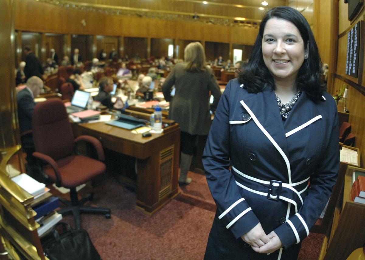 Sen. Nicole Poolman