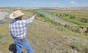 Family opposes Little Missouri River bridge that would cross Badlands ranch