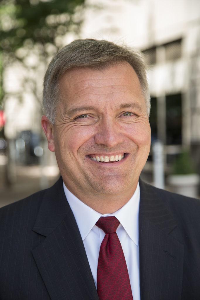 NRECA CEO Jim Matheson
