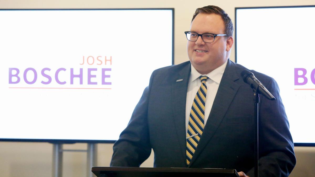 Rep. Josh Boschee