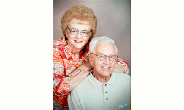 Gene and Lois Lysher Celebrate 65th Anniversary