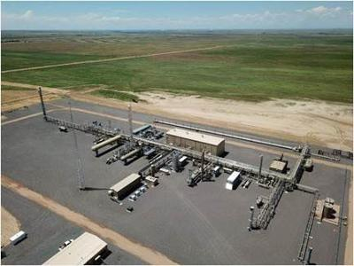 Outrigger CO Plant