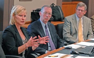Officials discuss oil report results