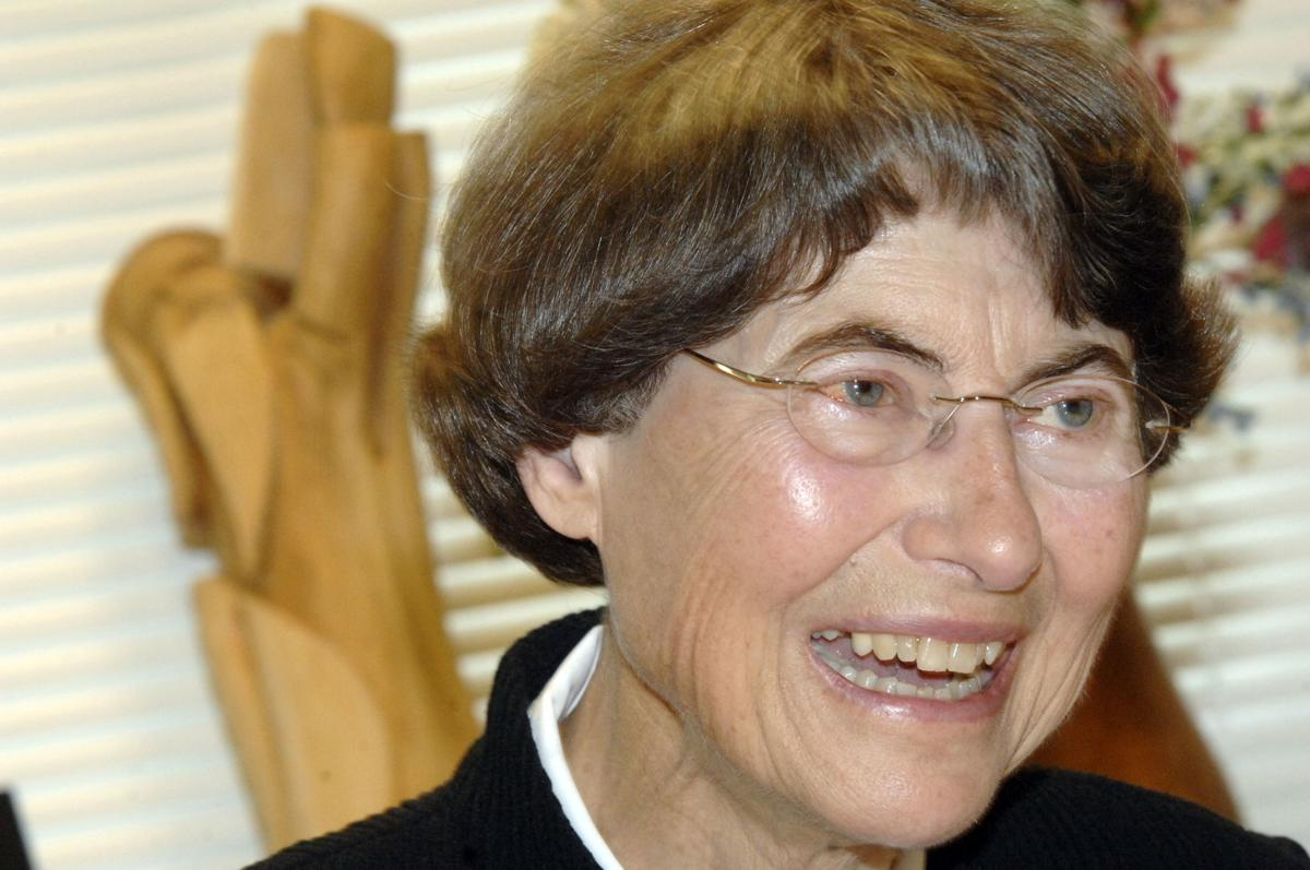 Sister Thomas Welder, 2009