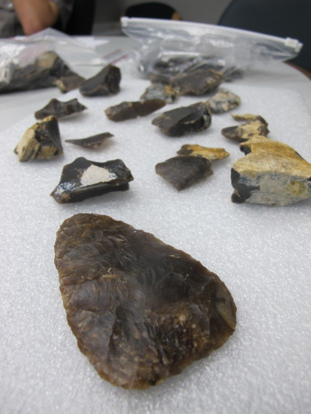 North Dakota S Knife River Flint Quarry Named National