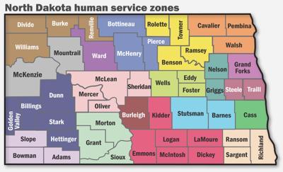 Human Service Zones