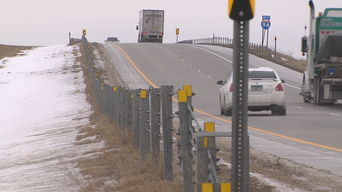 Stretches of ND interstates to get lifesaving barriers