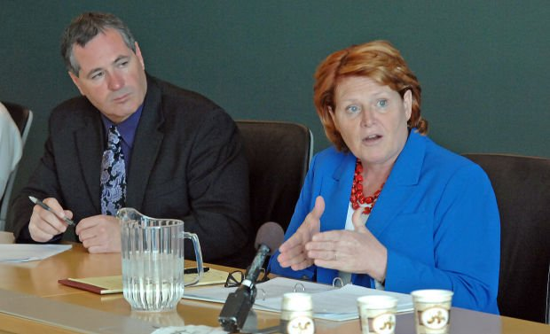 Heidi Heitkamp farm bill