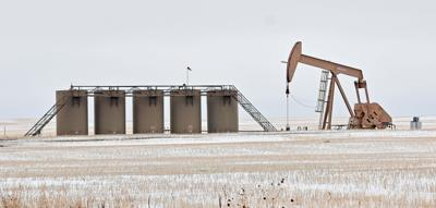 North Dakota oil production held steady in January while