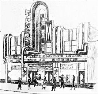 Mandan Theatre