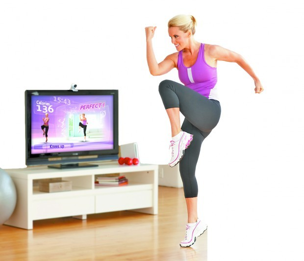 GAMES-FITNESS GAMES