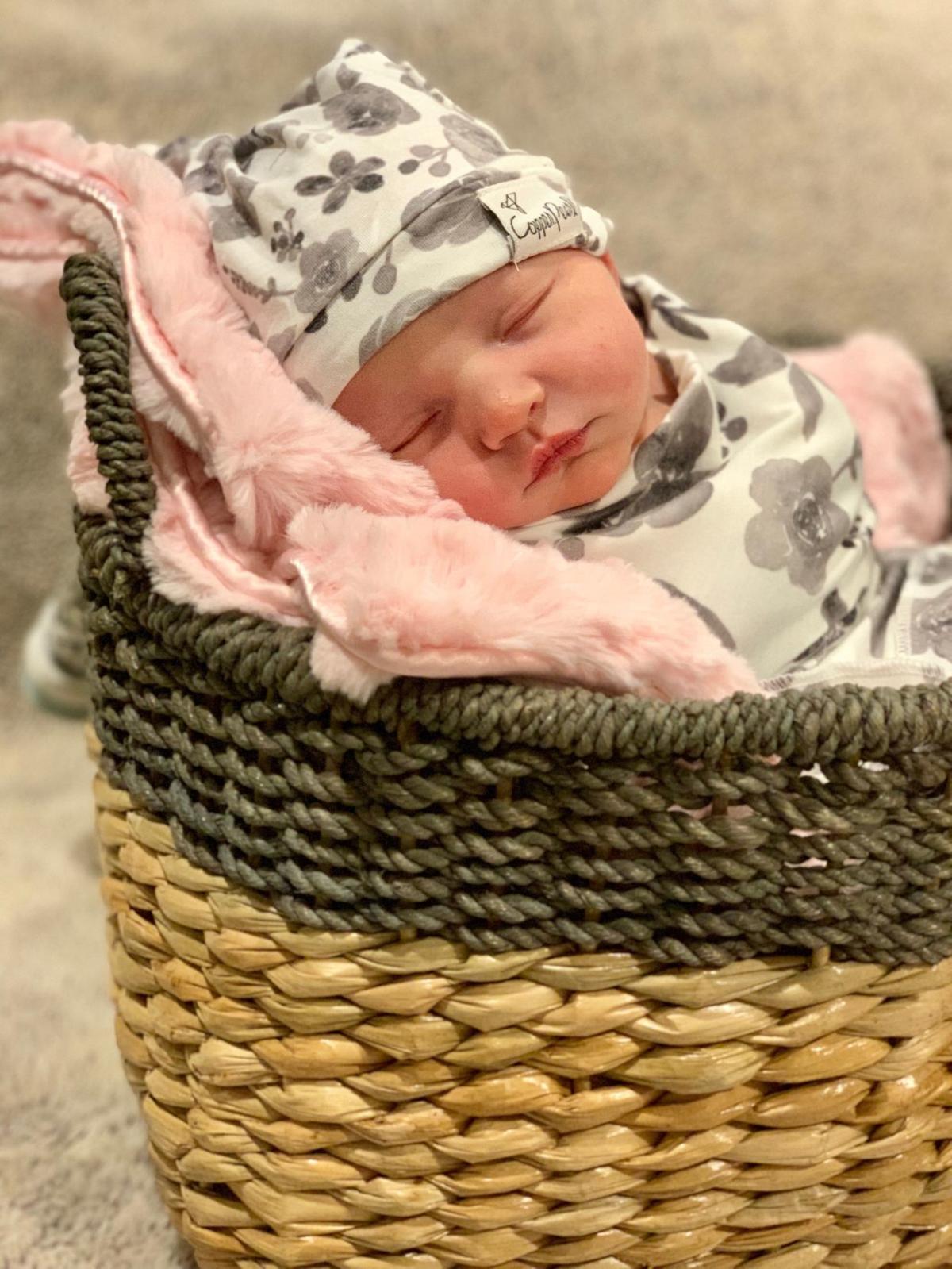 Emily O'Brien baby girl