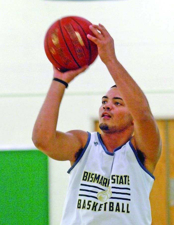 BSC basketball Erron Collins