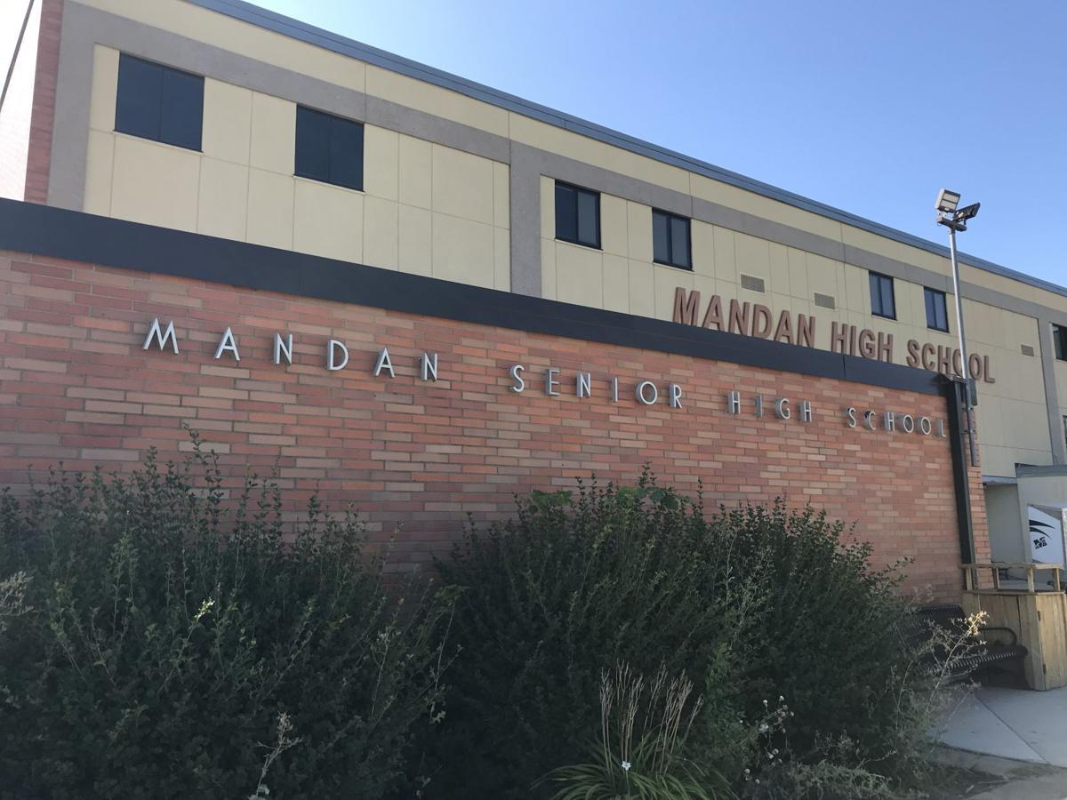 mandan high school